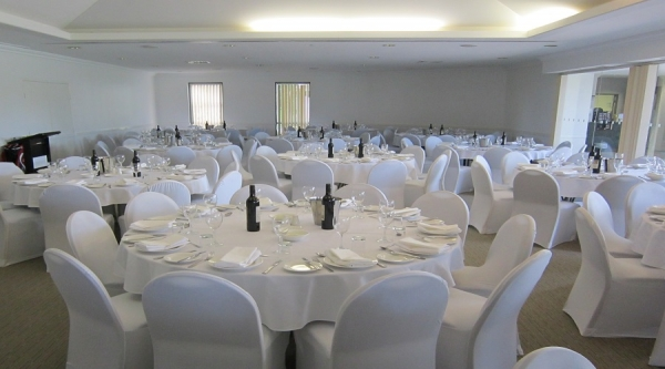 The Main Function Room
